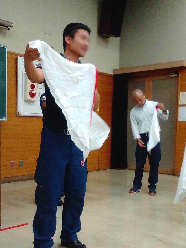 2018.10.24講師に依る実践-1