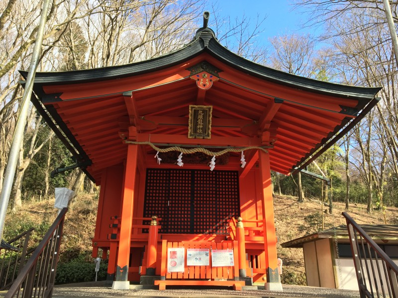 2019.01.20 九頭竜神社