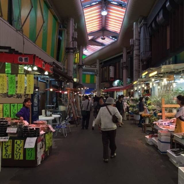 2016.10.30近江町市場